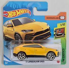 17 Lamborghini Urus Hot Wheels 2020 Caja M Hw Exotics 1/10 Mattel