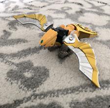 New listing Power Rangers Wild Force Bandai Power Animal Gao Yellow Eagle Zord Gaoranger