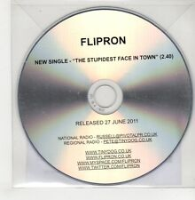 (GO920) Flipron, The Stupidest Face In Town - 2011 DJ CD