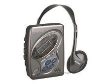 2 Vintage Sony Walkman Wm-fx281 Stereo Radio Cassette Player