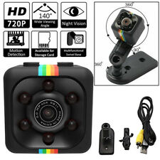 Security Camera HD 720P Motion Detection 32GB Card COP CAM Night Vision Recorder
