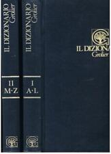 IL DIZIONARIO GROLIER - volumi 1 e 2 - completo