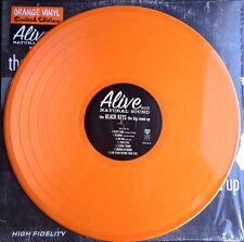 BLACK KEYS - THE BIG COME UP - LTD ED OF 100- ORANGE VINYL!  180 GRAM LP
