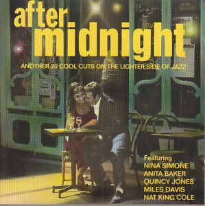 Various: [Germany 1994] After Midnight - Another 20 Cool Cuts on ... (Jazz)   CD