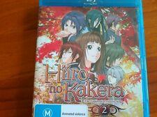 Hiiro no Kakera, The Tamayori Princess Saga Season 2 - Anime Bluray AS NEW