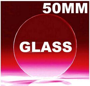 50mm Full Lambda Compensator Wave Plate GLASS Mounted - Polarizing Microscope