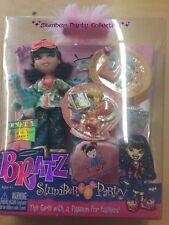 Bratz Slumber Party Collection Jade Doll Set 2003 NIB retired
