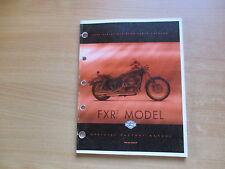 Catalogue pièces parts catalog Harley-Davidson fxr2 1999
