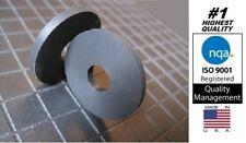 "Anti-vibration Rubber Washer  1 1/4"" OD x 3/8"" ID x 1/8"" Thick (Item# X19-24)"