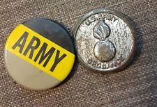 Vintage Army & Army Ordinance Pins