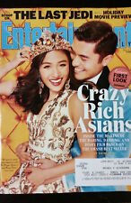 Entertainment Weekly: CRAZY RICH ASIANS, STAR WARS: THE LAST JEDI, THOR 11/10/17