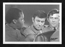 2016 James Bond Classics On Her Majestys Secret Service Throwback Set Card #11