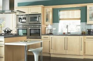 IT KITCHENS Contemporary Maple- Standard, Tall, Glazed Doors & More!