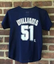 f142fcf87 Vintage New York Yankees Bernie Williams Youth Jersey Size Small