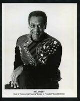 1991 BILL COSBY Classic Sweater Pose Vintage Original Photo I SPY gp