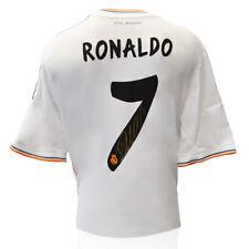 Cristiano Ronaldo Signed Real Madrid Shirt (2013-2014) AFTAL