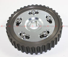 1988-2000 HONDA CIVIC EG EK D15 D16 D-SERIES ENGINE ADJUSTABLE SILVER CAM GEAR