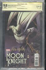 Moon Knight 200 1:50 Nowlan Variant CBCS 9.8