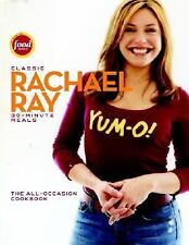 🍲 RACHAEL RAY Classic 30-Minute Meals: Fast Easy Kid Recipes Cookbook Hardcover