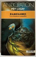 (FN943) ANTICIPATION FLEUVE NOIR  ? N° 1700 - EGREGORE