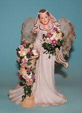 "Boyds Bears Charming Angel ""Marianna.Guardian of Brides"" #28232 Nib 2003 love"