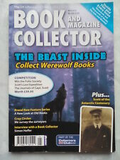 Book And Magazine Collector.Werewolf Books.No 320 May 2010.Crop Circles.S Heffer