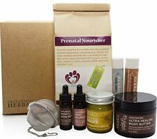 Naturally Beautiful Pregnancy Box Luxury Prenatal Skincare For Mom To Be