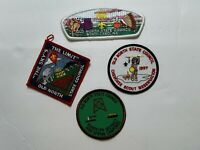 Boy Scout Patches Randolph District Old North State Council 1996 to 1998 Lot New