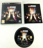 Jeu Playstation 3 PS3 VF  Midway Arcade Origins  avec notice  Envoi rapide suivi