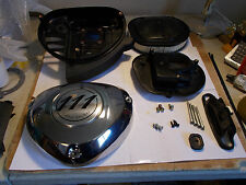 Indian Chief Roadmaster 111 Part#5257830-156 AIRBOX COVER,CHROME/Assembly (014)