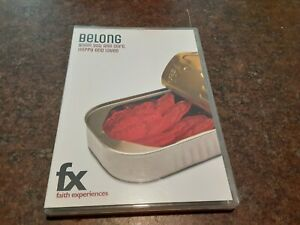 BELONG: When You Are Safe, Happy and Loved Faith Experiences (DVD, 2008)