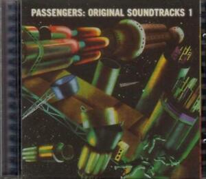 PASSENGERS: ORIGINAL SOUNDTRACKS 1 - CD - 1995 - BRIAN ENO, BONO, THE EDGE ...