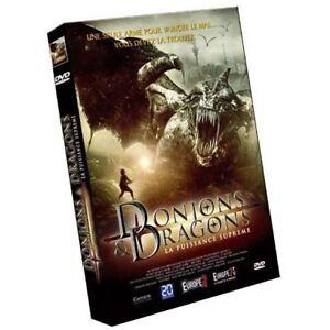 DVD FILM OCCASION ~ DONJONS & DRAGONS, LA PUISSANCE SUPRÊME