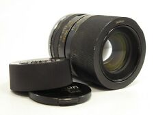 TAMRON 90 mm F2.5 Macro avec CONTAX/YASHICA Adaptateur
