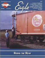 The Eagle: Fall 2016 issue of the MISSOURI PACIFIC Historical Society (NEW)