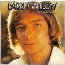 Barry Manilow - This One's For You - LP Vinyl Record