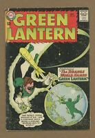 Green Lantern (1st Series DC) #24 1963 GD 2.0