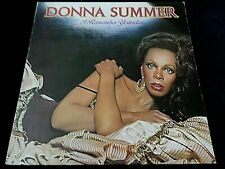 DONNA SUMMER - I REMEMBER YESTERDAY.LP GTO RECORDS.1977 GTLP 025 EX CON.