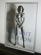 Helmut Newton Nude   Poster