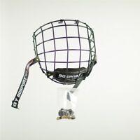 Ice Hockey Helmet Face Cage, Wire Cage, BLACK Cage, Junior & Senior
