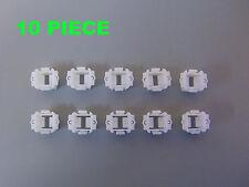 10x ROMIX Einsatz Headligth Klemme, Opel Kadett,Omega ,Frontera 1218601, A14655