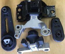 4pcSet Motor Mounts fit AUTO 2007 - 2012 Nissan Sentra 2.0L Engine n Trans Mount