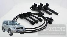 Suits TOYOTA Landcruiser PRADO 5VZ-FE V6 3.4L 96-03 IGNITION LEAD+ COIL PACK KIT