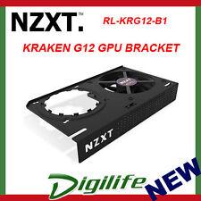 NZXT KRAKEN G12 GPU BRACKET COOLER BLACK RL-KRG12-B1