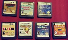 Nintendo video game lot. Nintendo ds