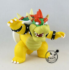 """New Super Mario Bros. - 4.75"""" KING KOOPA Action figures Doll Free SHIPPING"""