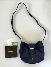 Kate Spade New York Healy Lane Lilith Crossbody Purse Bag in Royal Blue - NEW