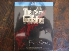 The Godfather Collection Blu Rays The Coppola Restoration Includes All 3 Films