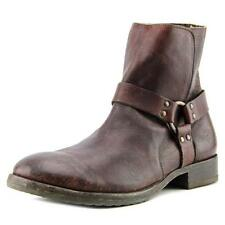 Frye Leather Medium (D, M) Width Ankle Boots for Men