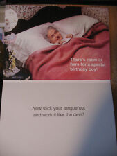 "Funny Comedy Humor Adult Birthday Card ""There's Room In Here For A Special ..."""